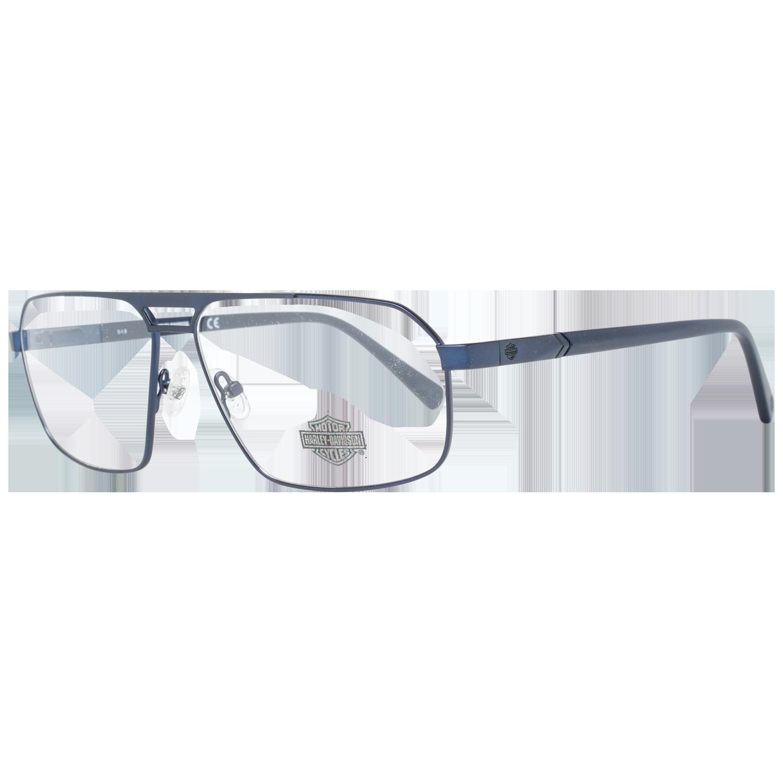 Harley-Davidson Optical Frame HD0809 091 59 Blue