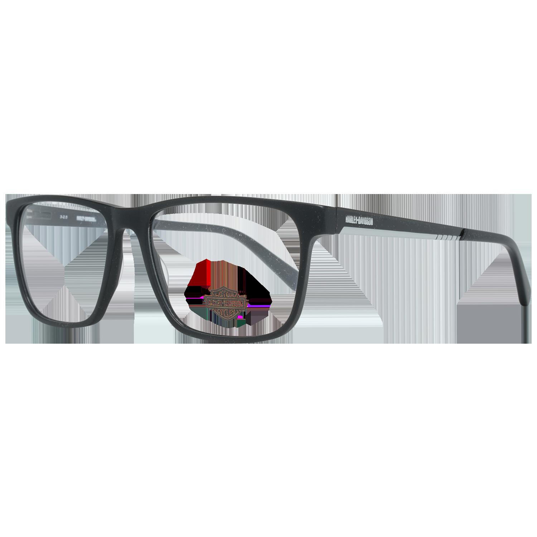 Harley-Davidson Optical Frame HD0815 002 57 Black