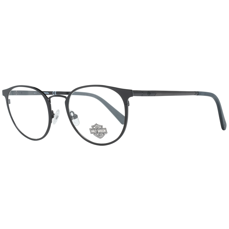 Harley-Davidson Optical Frame HD0811 002 50 Black