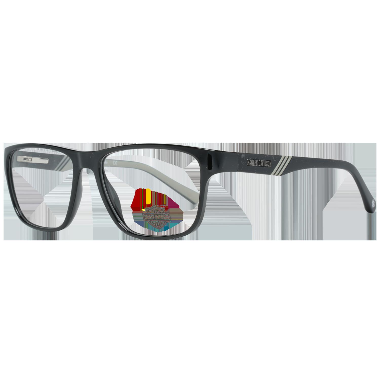 Harley-Davidson Optical Frame HD0816 001 56 Black