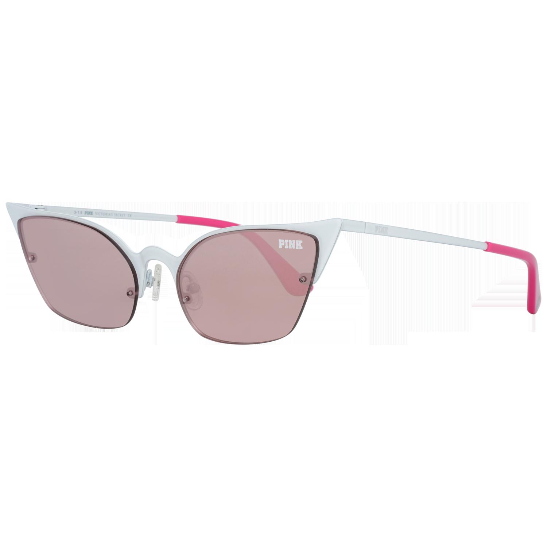 Victoria's Secret Pink Sunglasses PK0016 25Z 55 White