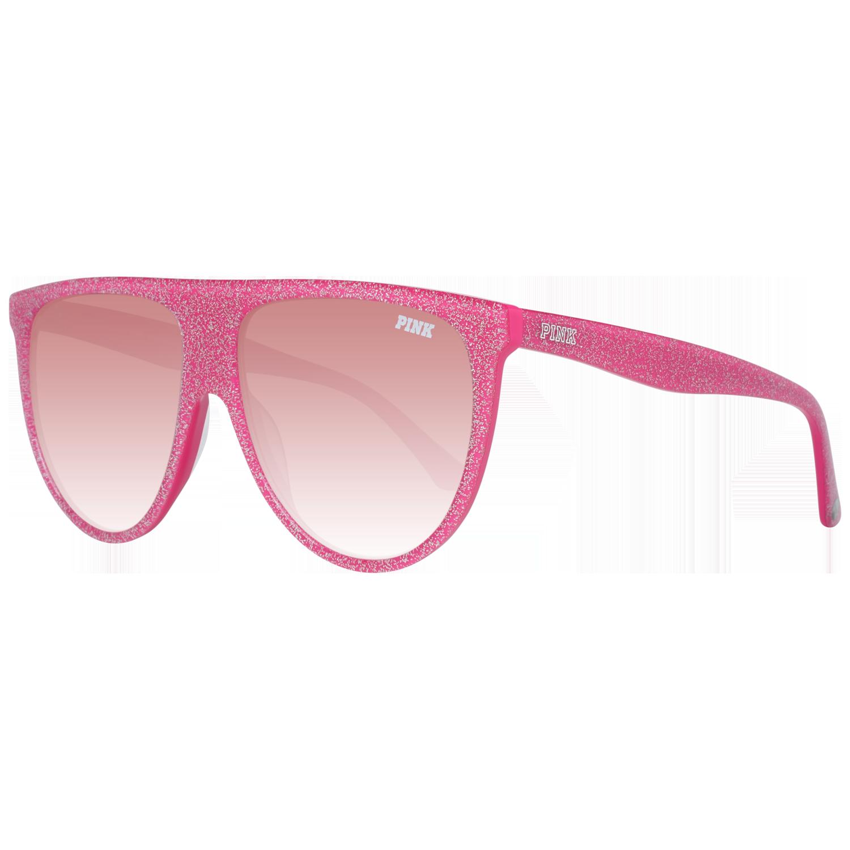 Victoria's Secret Pink Sunglasses PK0015 72T 59 Pink
