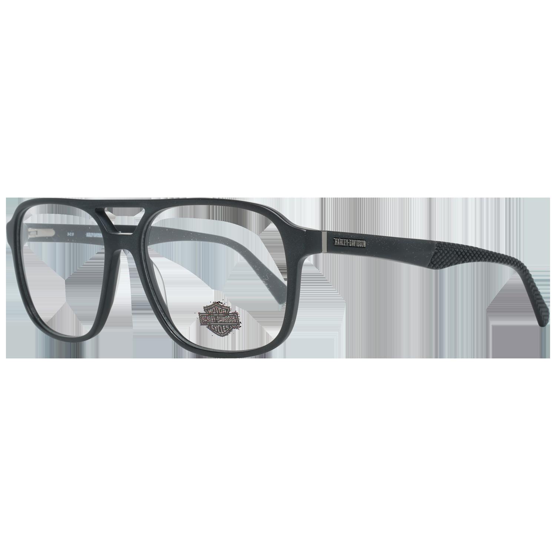 Harley-Davidson Optical Frame HD0817 002 58 Black