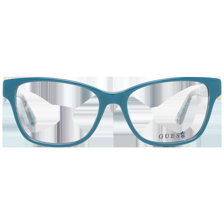 Guess Optical Frame GU2781 087 54 Turquoise