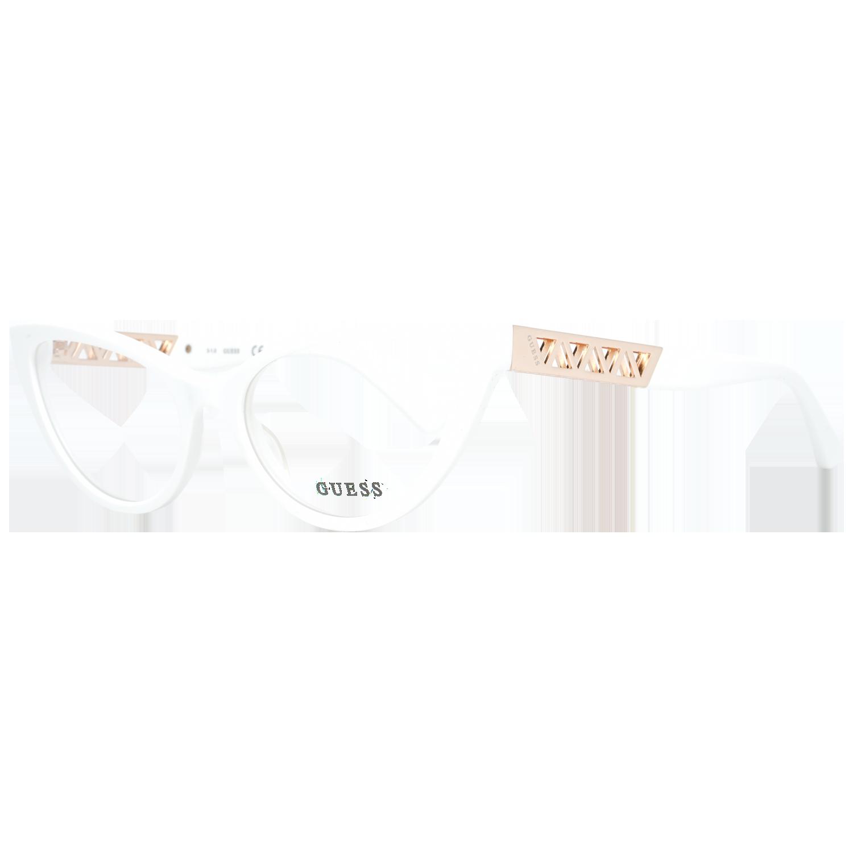 Guess Optical Frame GU2783 021 54 White