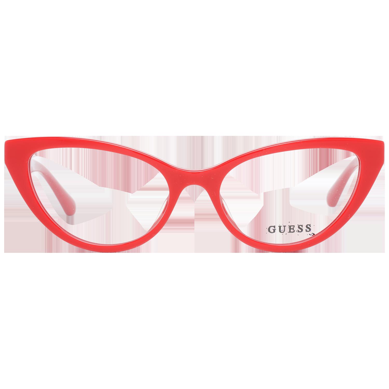 Guess Optical Frame GU2783 066 54 Red