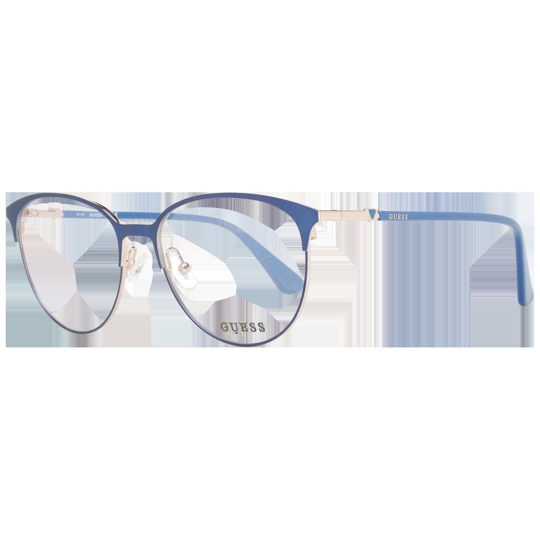 Guess Optical Frame GU2786 091 54 Blue