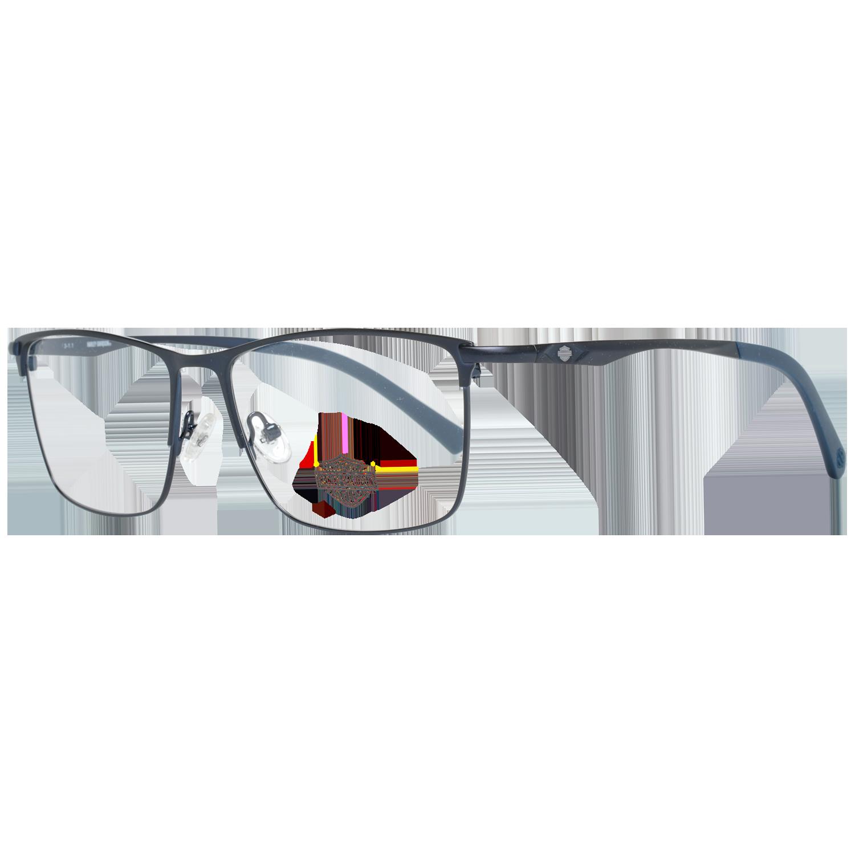 Harley-Davidson Optical Frame HD0821 091 58 Black