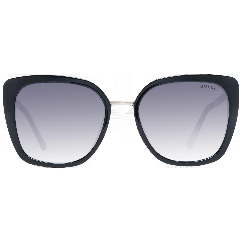 Guess Sunglasses GF6124 32B 54 Black