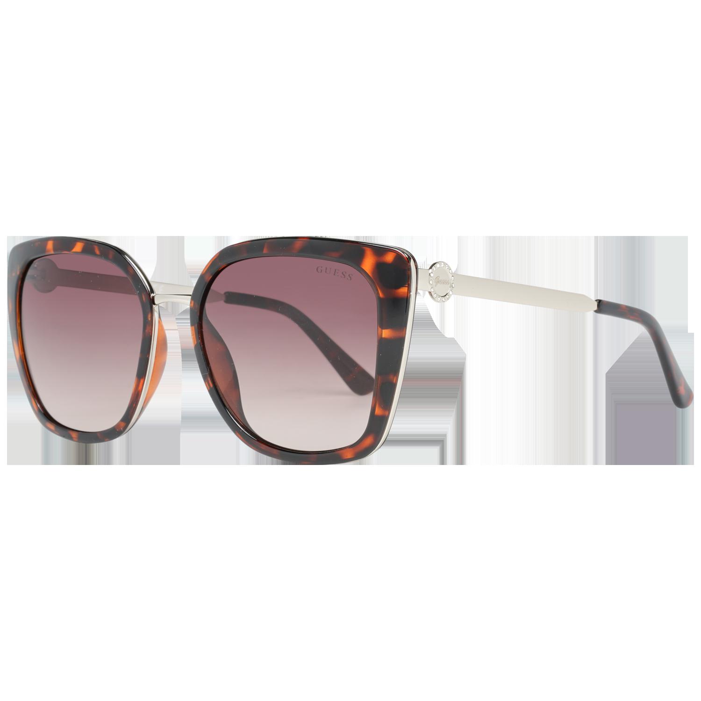 Guess Sunglasses GF6124 32F 54 Brown