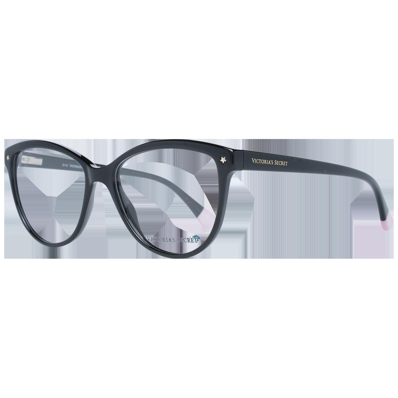 Victoria's Secret Optical Frame VS5028 001 55 Black
