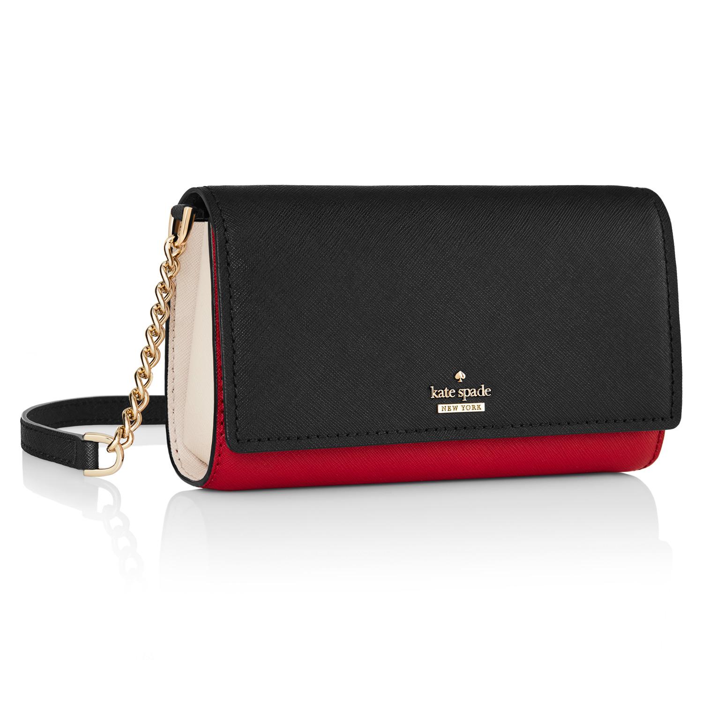 Kate Spade Handbag PWRU5846 Black