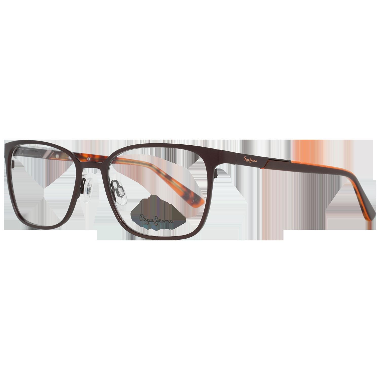 Pepe Jeans Optical Frame PJ1274 C2 53 Tab Brown
