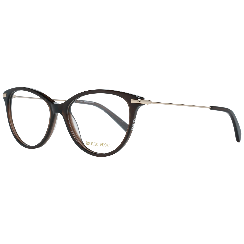 Emilio Pucci Optical Frame EP5082 048 54 Brown
