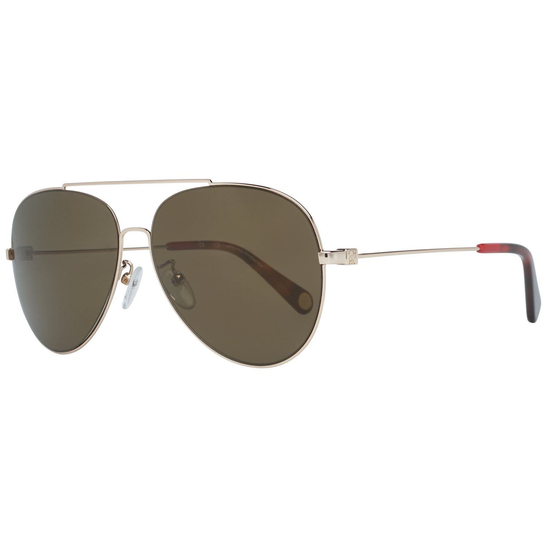 Carolina Herrera Sunglasses SHE107 300G 59 Gold