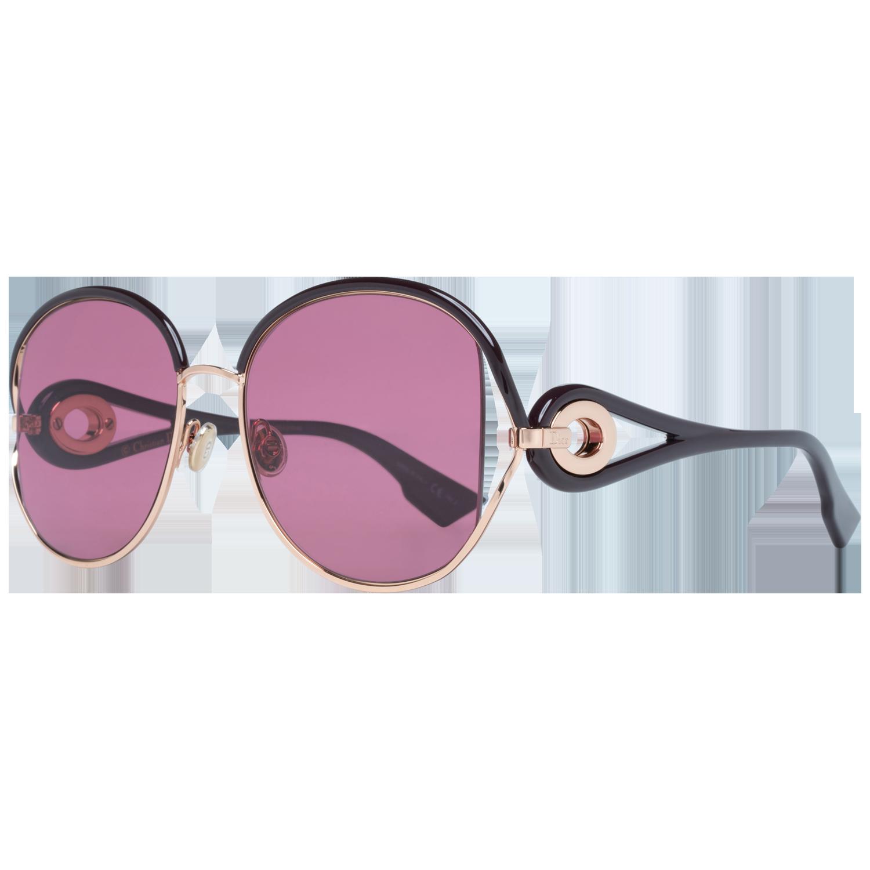 Christian Dior Sunglasses Diornewvolute S9E VC 57 Black