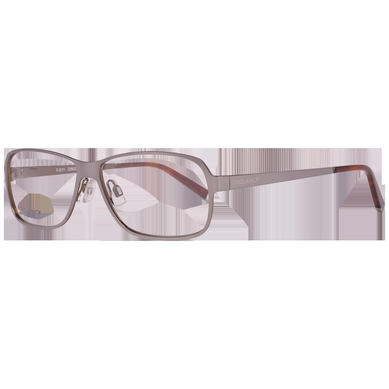 Dsquared2 Optical Frame DQ5057 015 56 Gunmetal