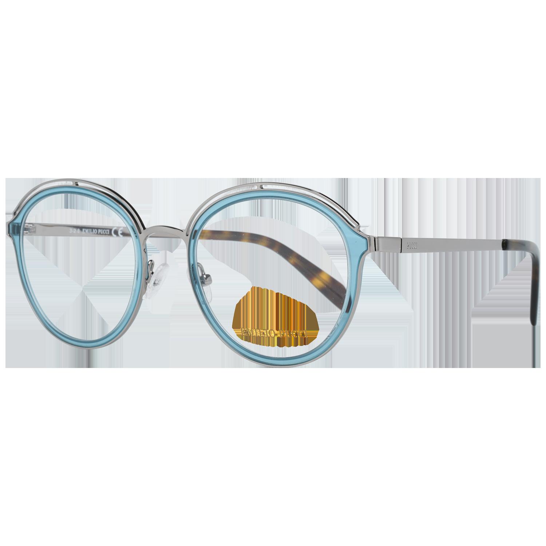 Emilio Pucci Optical Frame EP5075 092 49 Blue