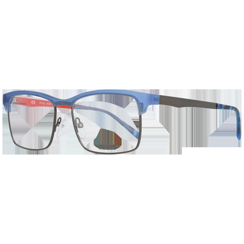 Police Optical Frame VPL260 092E 54 Blue