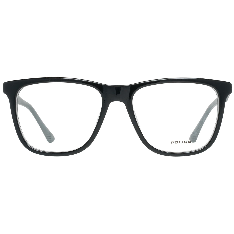 Police Optical Frame VPL476 0GBE 53 Black