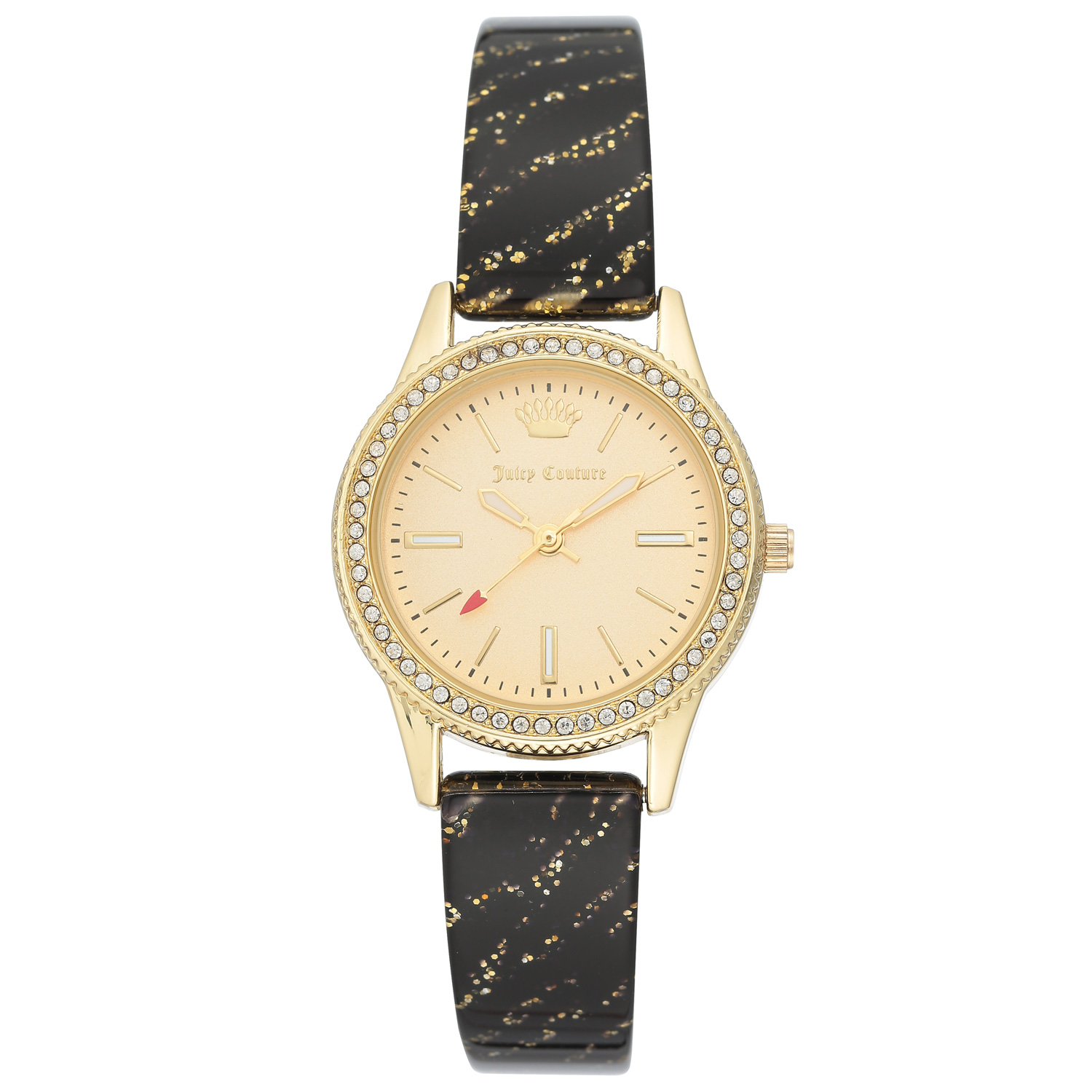Juicy Couture Watch JC/1114BKGD Gold