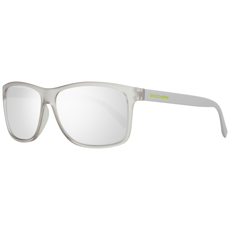 Skechers Sunglasses SE6015 20C 59 Transparent