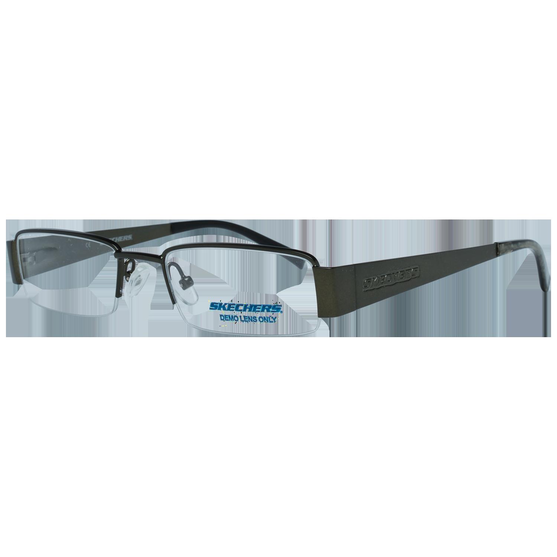 Skechers Optical Frame SK3010 Satin DK Olive 49 Olive