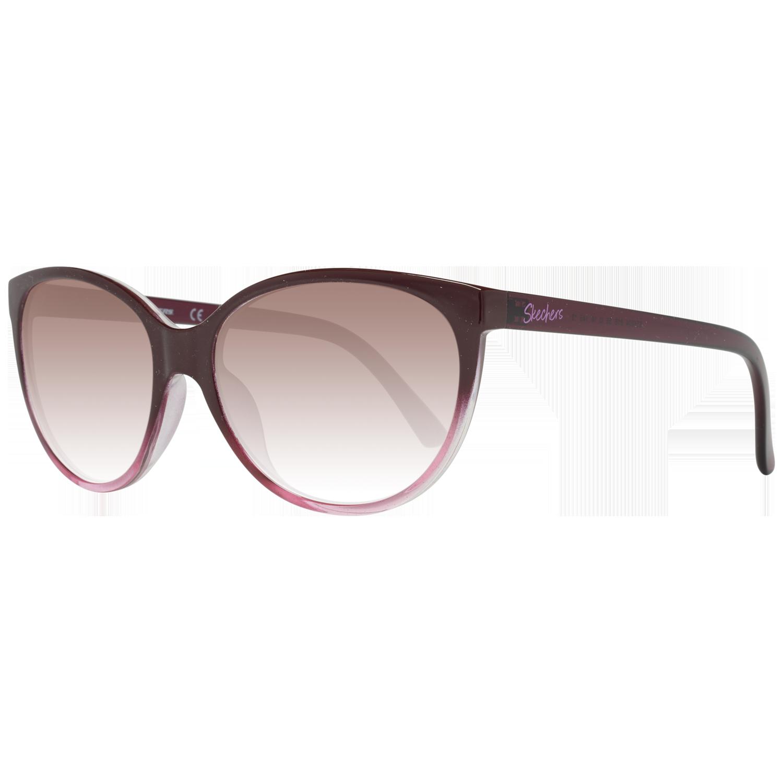Skechers Sunglasses SE6004 81B 55 Purple