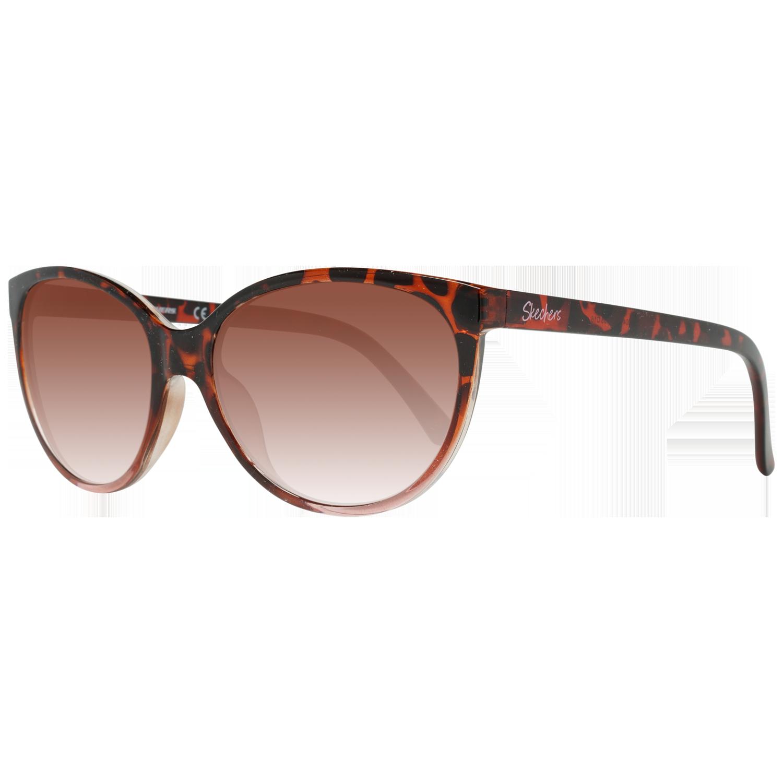 Skechers Sunglasses SE6004 52F 55 Brown