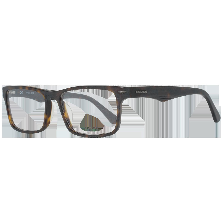 Police Optical Frame VPL391 0738 53 Brown