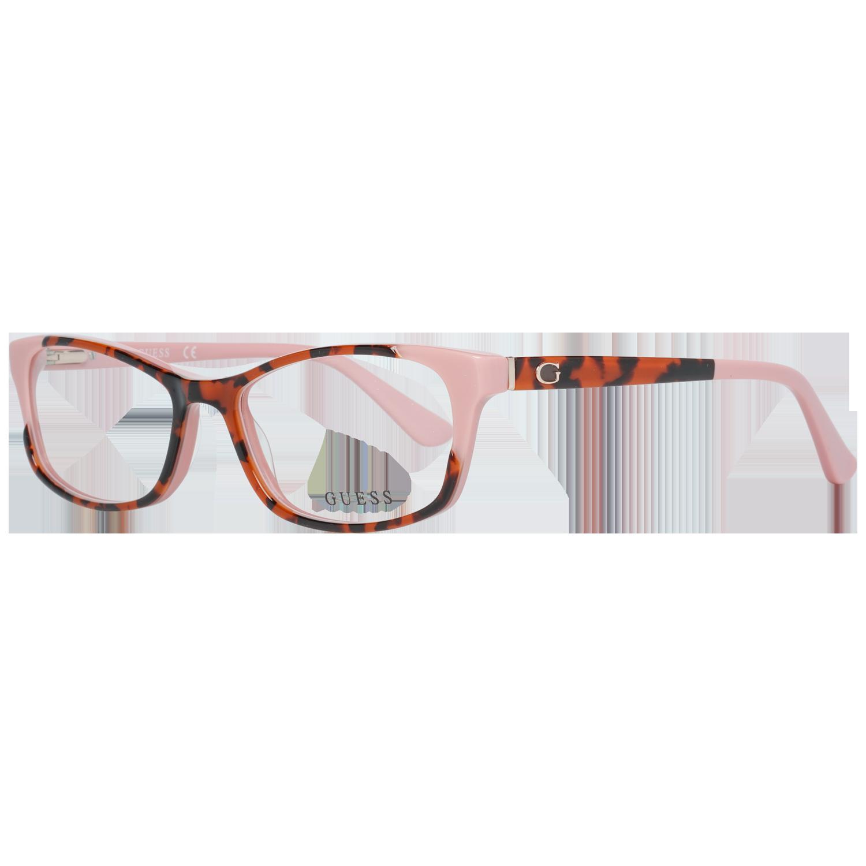 Guess Optical Frame GU2616 074 53 Brown