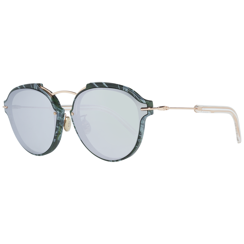 Christian Dior Sunglasses DIORECLAT GC1 60 Rose Gold
