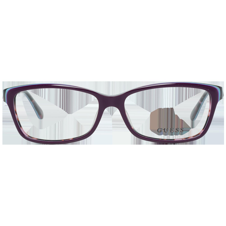 Guess Optical Frame GU2635 083 54 Purple
