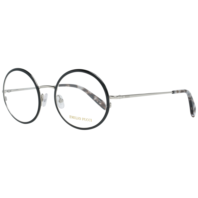 Emilio Pucci Optical Frame EP5079 005 49 Black