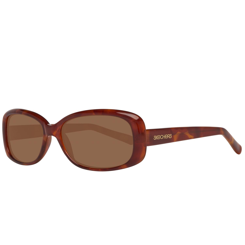 Skechers Sunglasses SE7043 K17 56 Brown