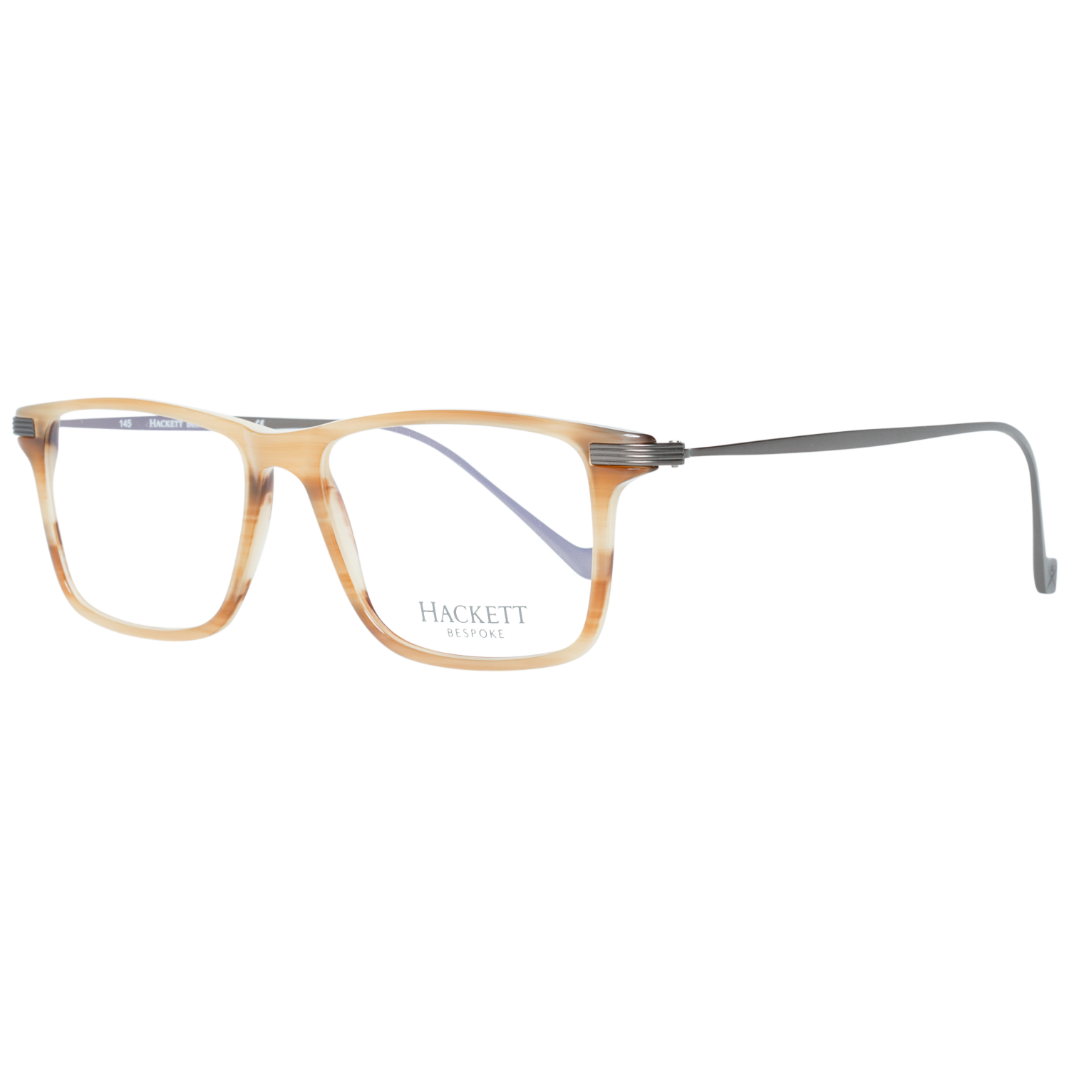 Hackett Bespoke Optical Frame HEB174 187 54 Brown