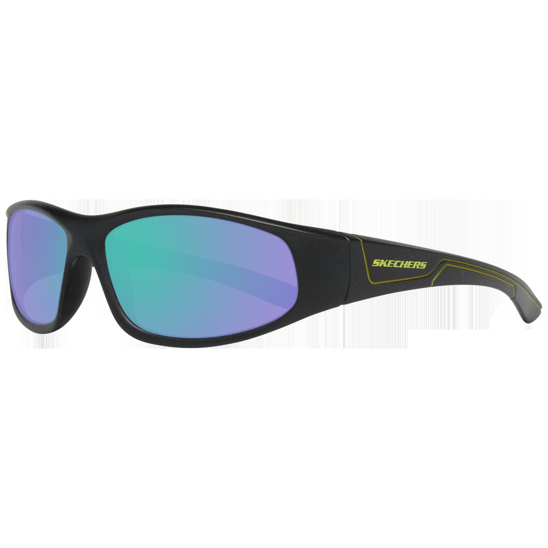 Skechers Sunglasses SE9003 02Q 53 Black