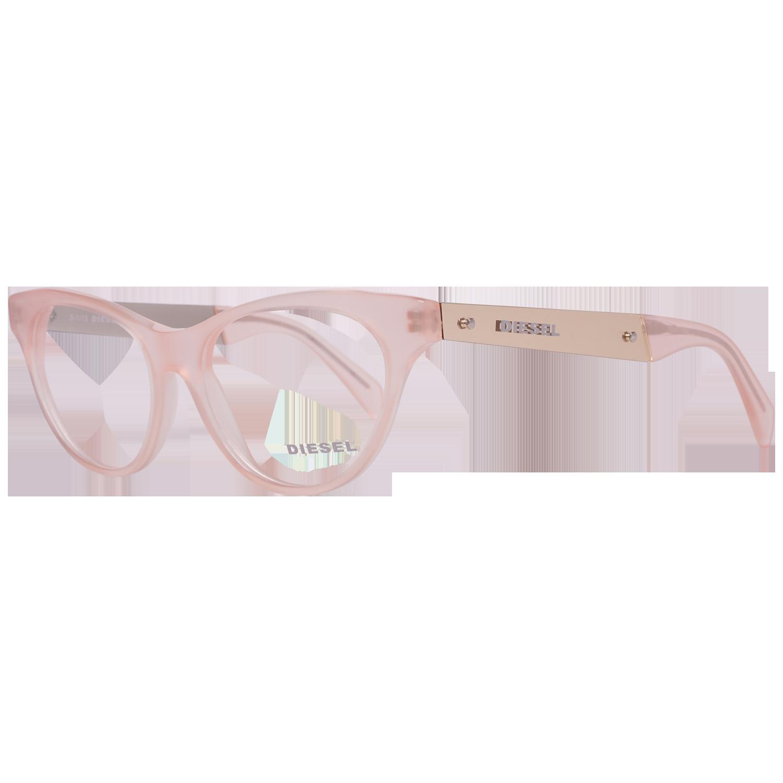 Diesel Optical Frame DL5059 072 52 Pink