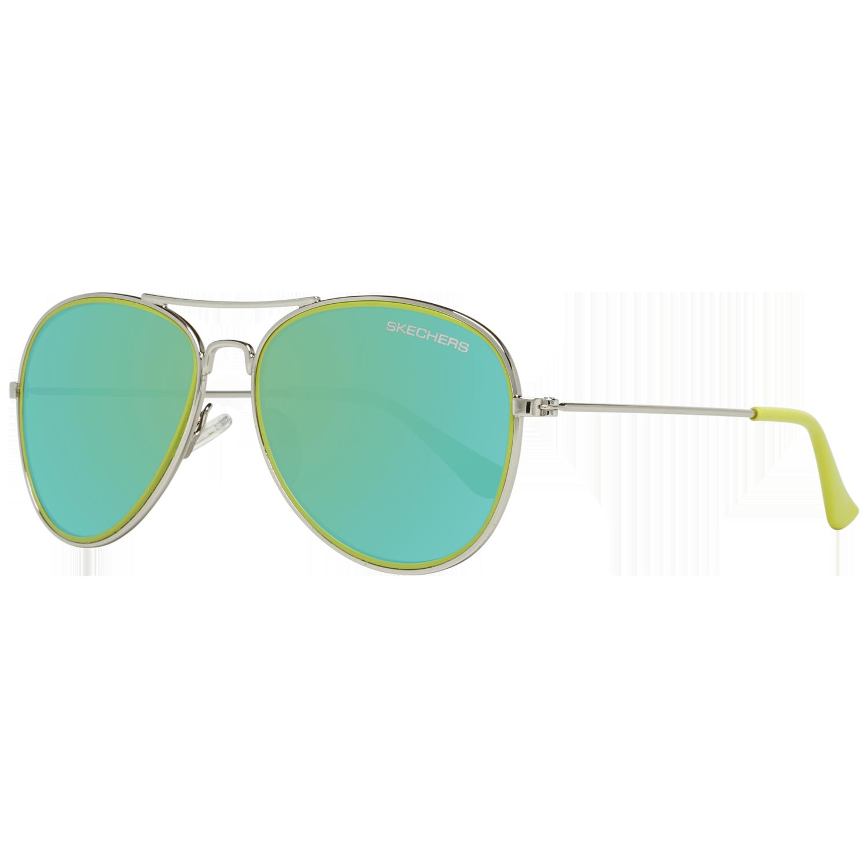 Skechers Sunglasses SE9005 10Q 49 Silver