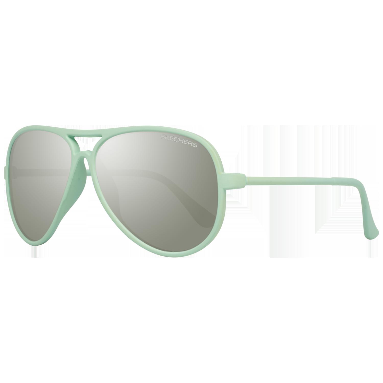 Skechers Sunglasses SE9004 88G 52 Green
