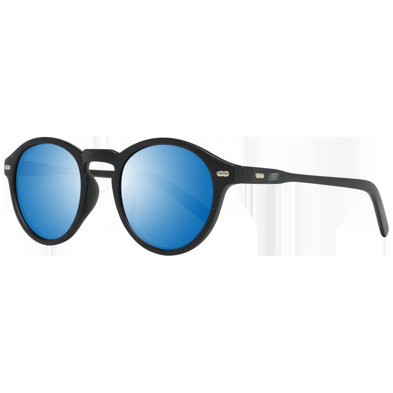 Skechers Sunglasses SE6013 02X 47 Black
