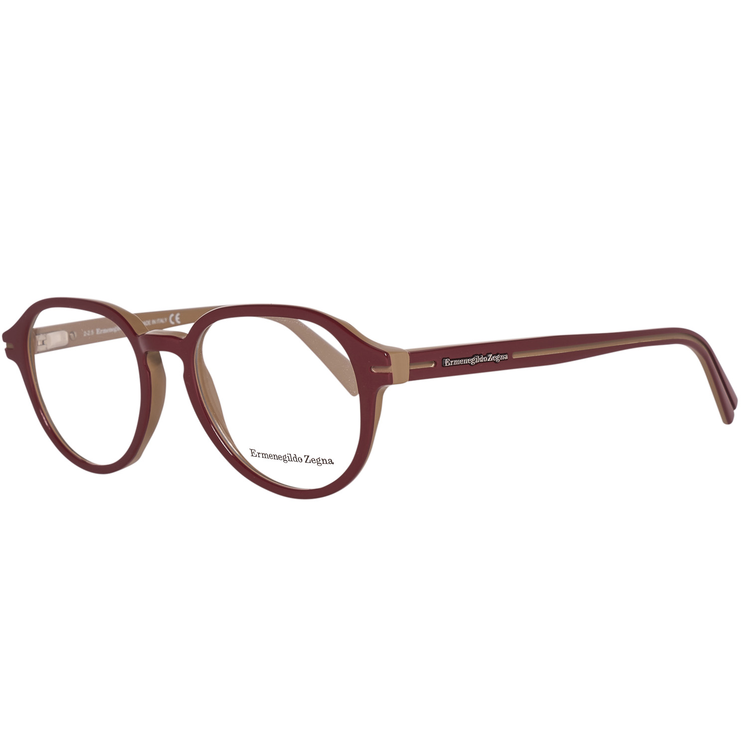 Ermenegildo Zegna Optical Frame EZ5043 071 49 Brown