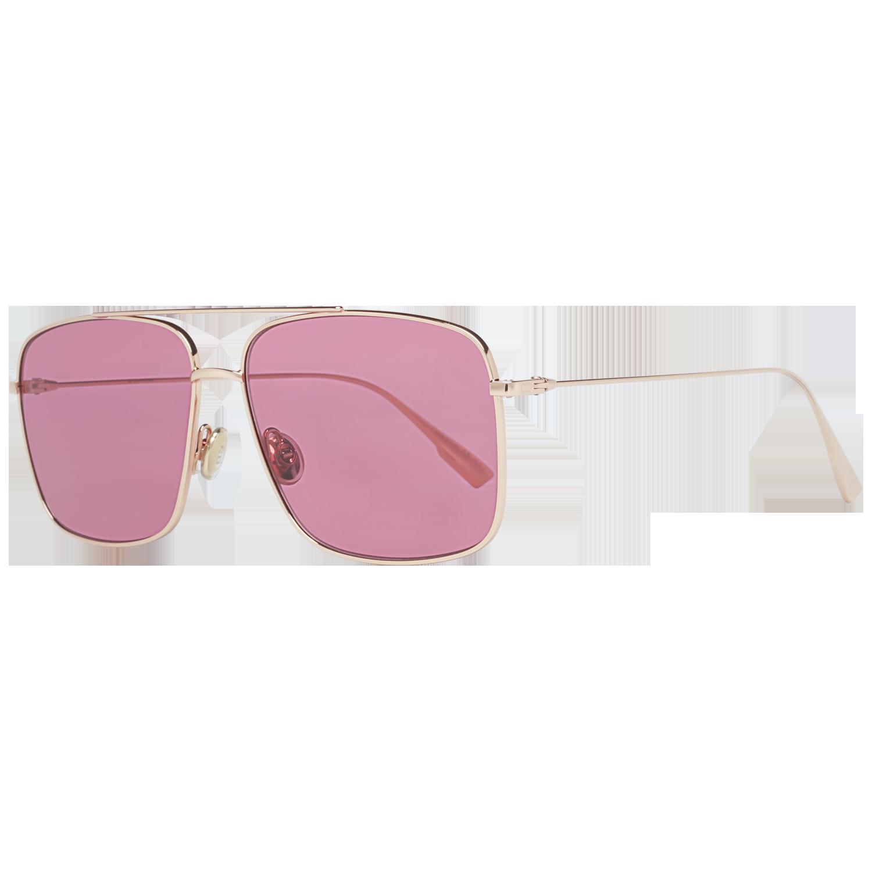 Christian Dior Sunglasses STELLAIREO3S DDB 57 Gold
