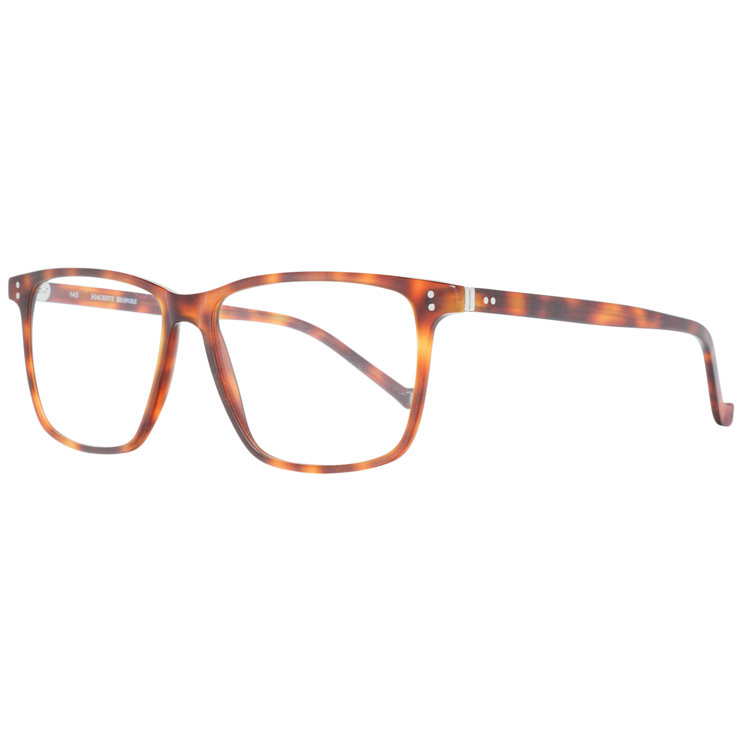 Hackett Bespoke Optical Frame HEB181 100 56 Brown