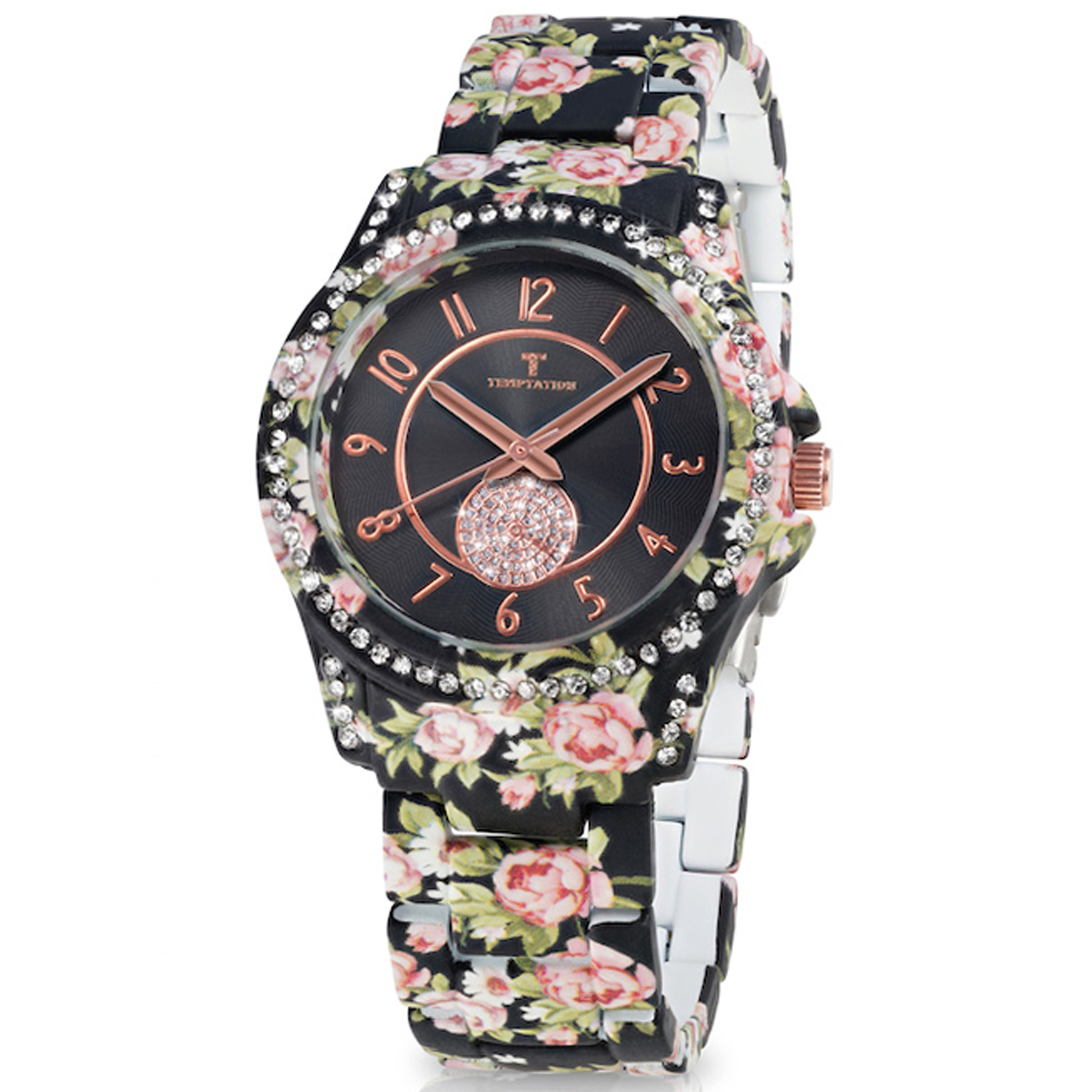 Temptation Watch TEA-2015-08 Multicolor
