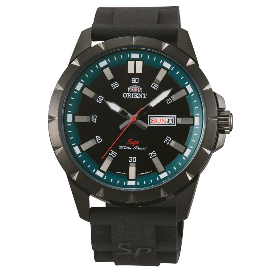 Orient Watch FUG1X00AB9 Black