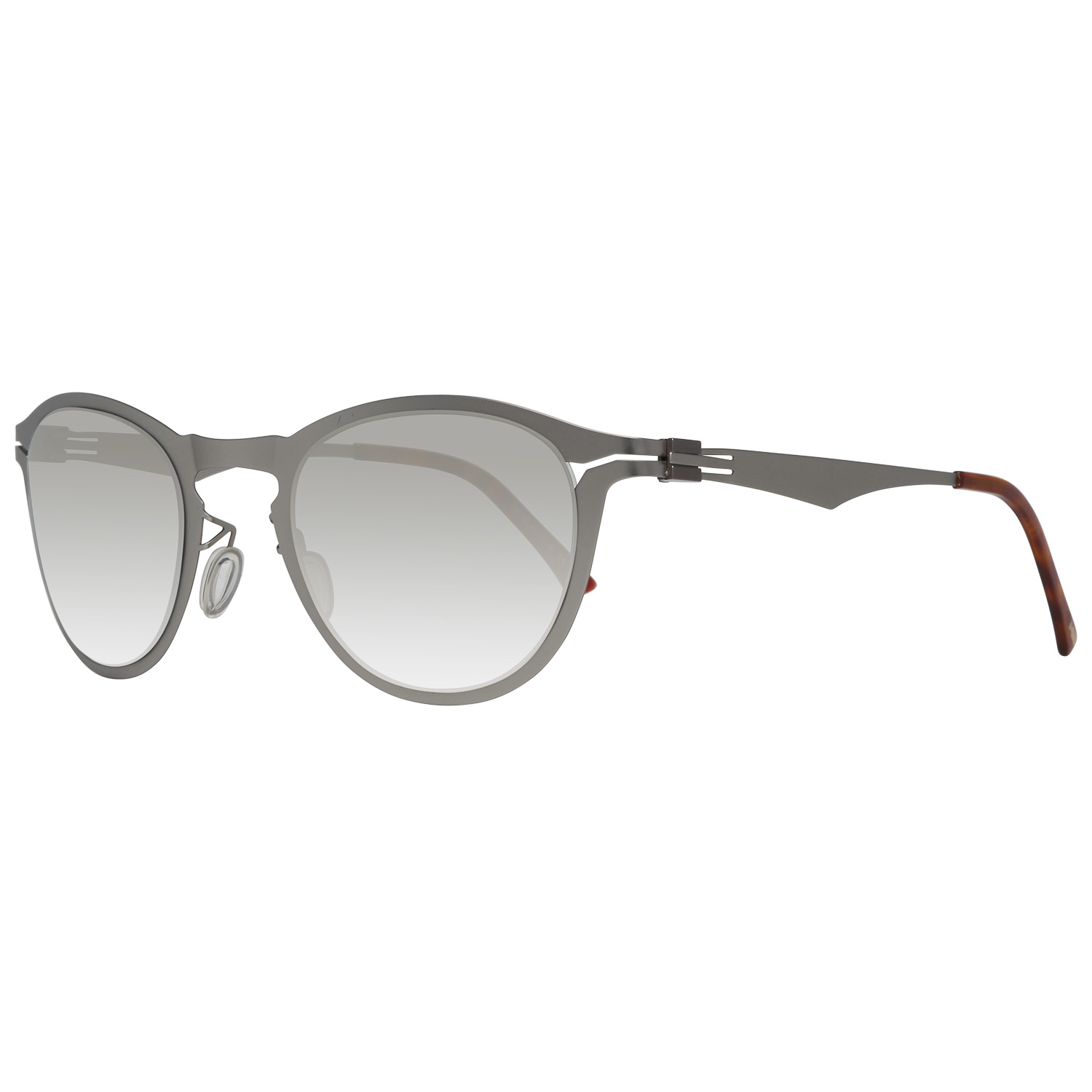 Greater Than Infinity Sunglasses GT017 S02 46 Silver