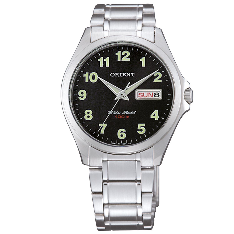 Orient Watch FUG0Q008B6 Silver