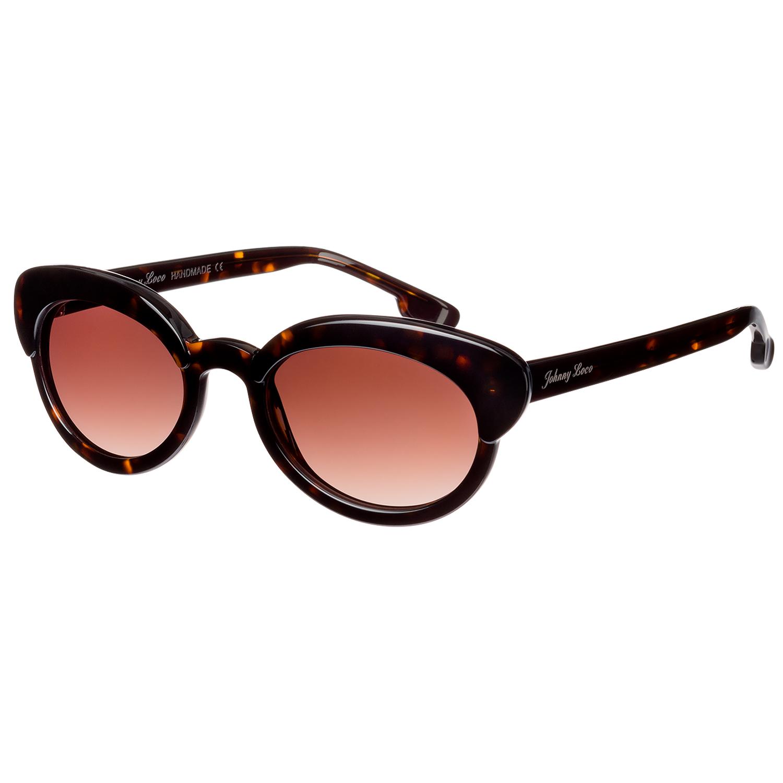 Johnny Loco Sunglasses JLE1503 B2 51 Sandy Brown