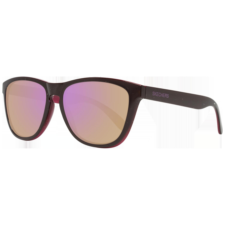 Skechers Sunglasses SE6011 81Z 55 Purple